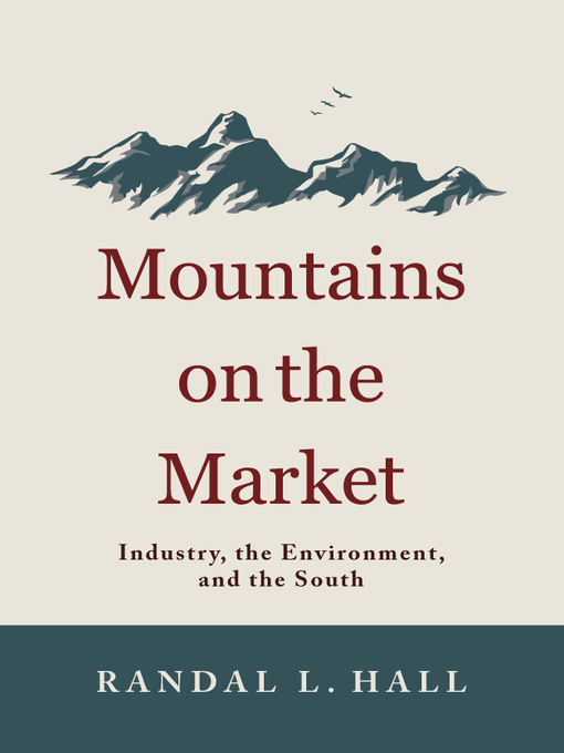 Mountains on the Market (eBook): Industry, the Environment, and the South